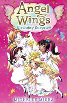 cover - Angel Wings: Birthday Surprise