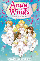 cover - Angel Wings: New Friends