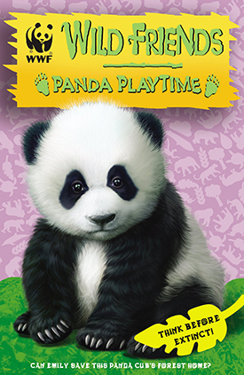 cover - Wild Friends: Panda Playtime