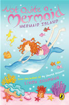 cover - Not Quite a Mermaid: Mermaid Island