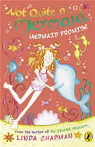 cover - Not Quite a Mermaid: Mermaid Promise