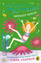 cover - Not Quite a Mermaid: Mermaid Rescue
