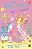 cover - Not Quite a Mermaid: Mermaid Surprise