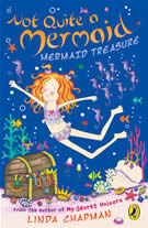 cover - Not Quite a Mermaid: Mermaid Treasure