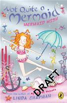 cover - Not Quite a Mermaid: Mermaid Wish