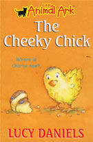 cover - The Cheeky Chick