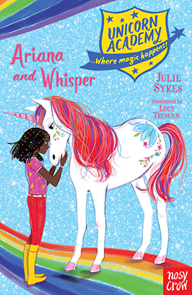 cover - Unicorn Academy: Ariana and Whisper