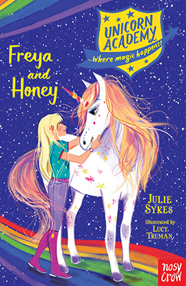 cover - Unicorn Academy: Freya and Honey