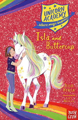 cover - Unicorn Academy: Isla and Buttercup