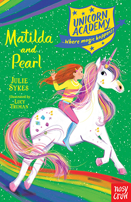 cover - Unicorn Academy: Matilda and Pearl