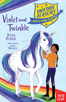 cover - Unicorn Academy: Violet and Twinkle