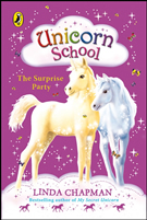 cover - Unicorn School: The Suprise Party
