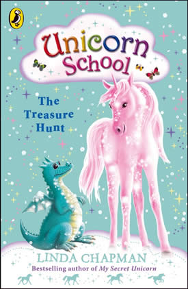 cover - Unicorn School: Treasure Hunt